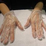 gants manucure brésilienne